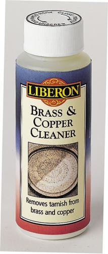 Brass and Copper Cleaner - Cleans heavily tarnished items.