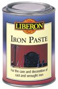Iron Paste - Black graphite paste for protecting and decorating cast and wrought ironwork.