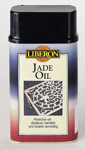 Jade Oil - Displaces residual moisture and humidity from metal surfaces.