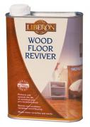 Wood Floor Reviver - Protects and extends the life of varnished and pre-varnished wooden floors.