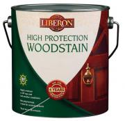 High Protection Woodstain - Protects, treats and provides a durable finish to new and old interior and exterior wood.