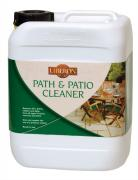 Path and Patio Cleaner - Removes dirt, grease, mildew and algae from all types of stone, brick and concrete.