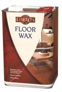 Floor Wax - Deep nourishing protection for old and new wooden floors.