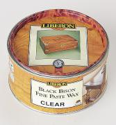 Black Bison Paste Wax - Reveals the beauty of your furniture. Highly lustrous and hard wearing.