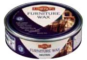 Furniture Wax Paste - Ideal for nourishing and protecting all types of wooden furniture, including lacquers and french polishes.