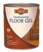 Hardwearing Floor Gel - A durable and long lasting varnish that is ideal for use on stairs.