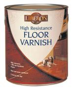High Resistance Floor Varnish - Provides exceptional protection for wood floors and a superior resistance to high foot traffic.