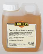 Special Pale French Polish - Used on light woods and for preserving the colour on marquetry work.