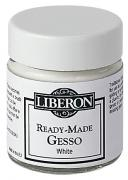 Gesso - Ready-made preparation for sealing surfaces prior to gold or metal leafing.